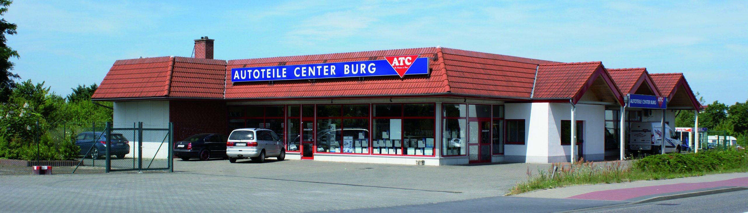 Autoteile Center Burg - unser Geschäft